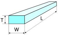 Прямоугольный прокат