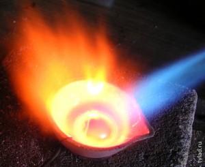 Огонь и металл